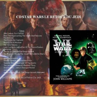 CD Star Wars