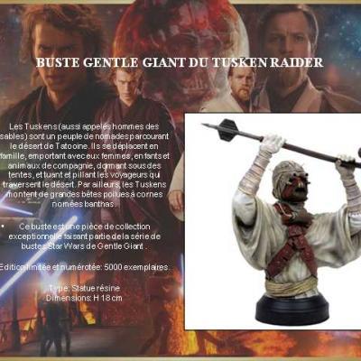 Bustes Gentle Giant