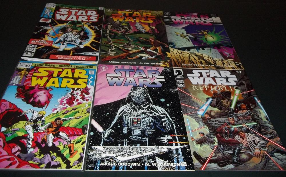 Lot star wars 1